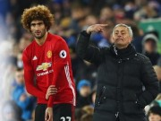 "Mourinho noi gi ve ""toi do"" Fellaini?"