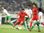The thao - Trong tai Trung Quoc dieu khien tran Viet Nam vs Indonesia