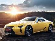 o to - Xe may - Lexus LC 500: Coupe the thao cuc quyen ru