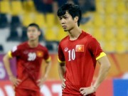 "The thao - Cong Phuong ""den dui"" nhat AFF Cup 2016?"