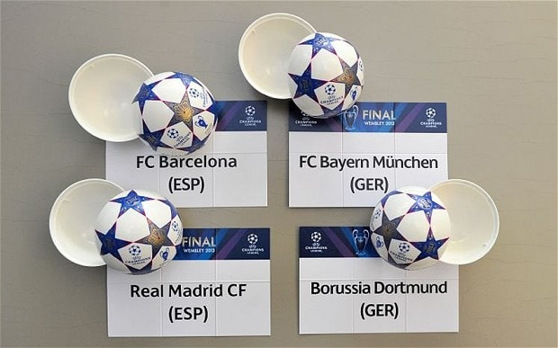 xem truc tiep le boc tham vong knock-out champions league o dau? hinh anh 1