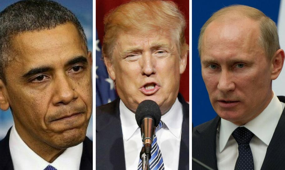 Trump and Obama: Who's really tougher on Russia?