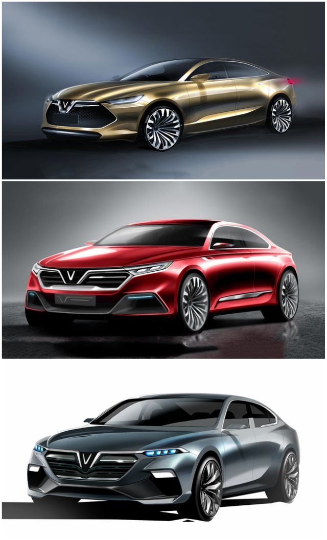 chiem nguong 20 mau xe concept cua vinfast hinh anh 2