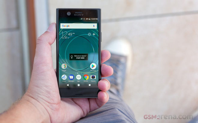 """danh gia chi tiet sony xperia xz1 compact: be """"hat tieu"""" hinh anh 13"""