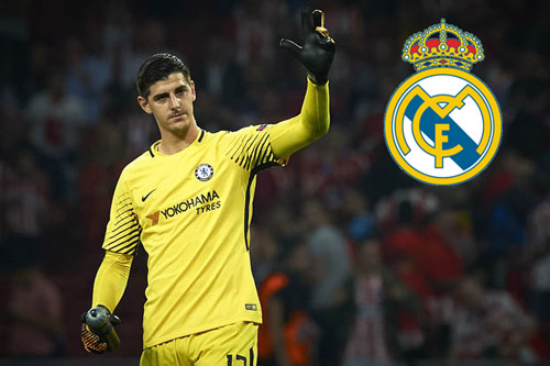 real ban navas, gom tien mua courtois voi gia ky luc hinh anh 1