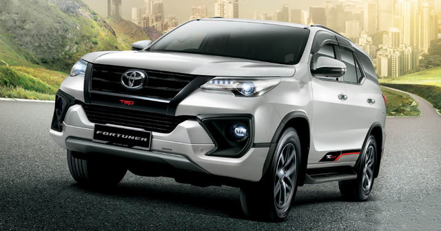 toyota fortuner 2017 bo sung dong co dau diesel tang ap hinh anh 1