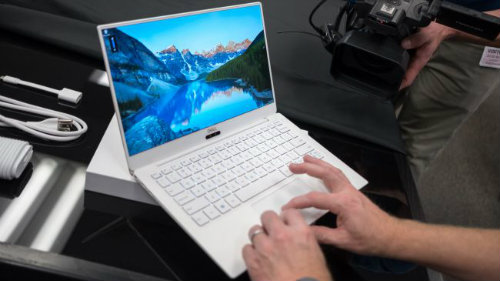 dell xps 13 the he moi ro ri anh, nhieu chi tiet cao cap hinh anh 4