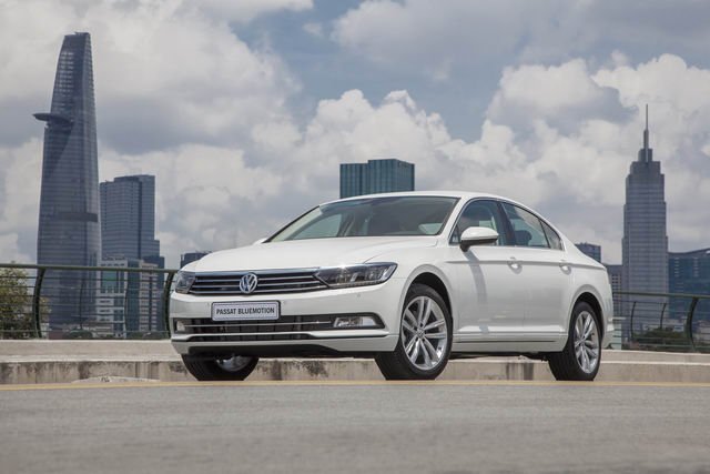 tham gia vims 2017, volkswagen trung bay 6 mau xe hinh anh 8