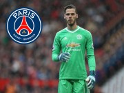 "Gap go ""sieu co"" Mendes, PSG ""vay bat"" De Gea"
