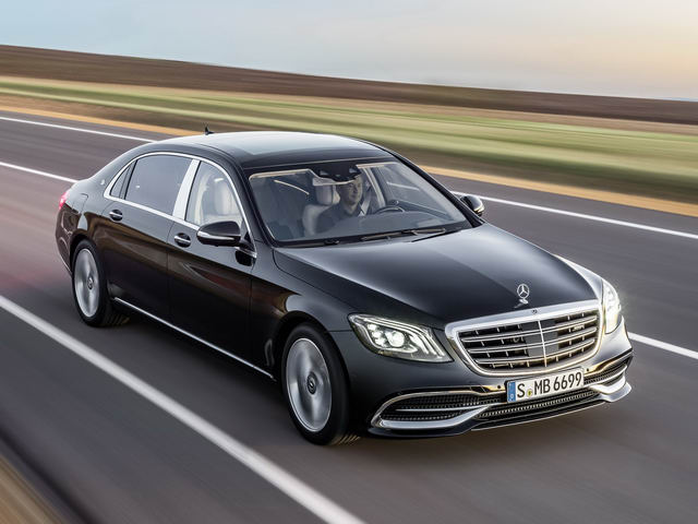 mercedes-benz s-class 2018 co gia tu 2,06 ty dong hinh anh 1