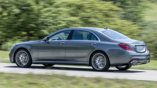 mercedes-benz s-class 2018 co gia tu 2,06 ty dong hinh anh 3