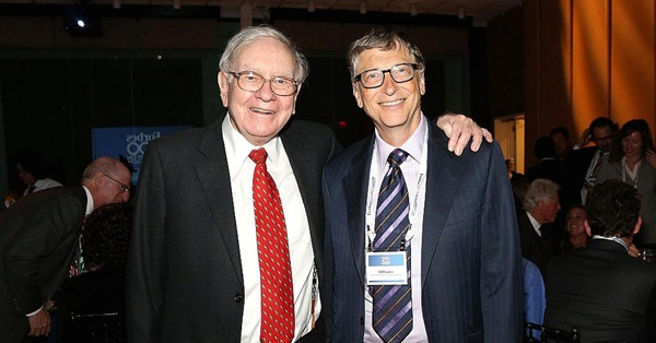 bill gates tung nhat quyet tu choi gap warren buffett vi ly do nay hinh anh 1