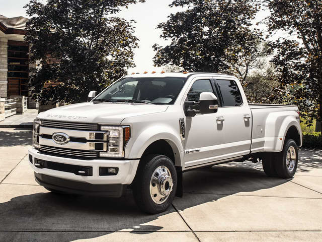 ban tai cao cap ford f-450 limited co gia 2 ty dong hinh anh 1