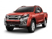 o to - Xe may - Isuzu D-Max V-Cross Limited co gia 980 trieu dong