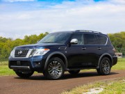 o to - Xe may - Nissan Armada 2018 ban cao cap gia 1,4 ty dong
