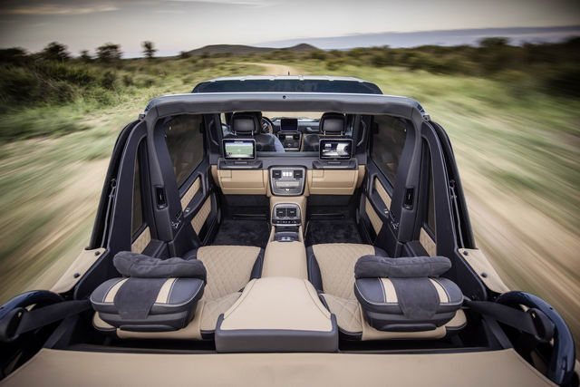 mercedes-maybach g650 landaulet cuoi cung gia 16,3 ty dong hinh anh 3