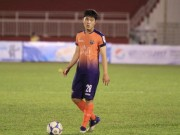 "The thao - Luong Xuan Truong ""am que"" Gangwon FC"