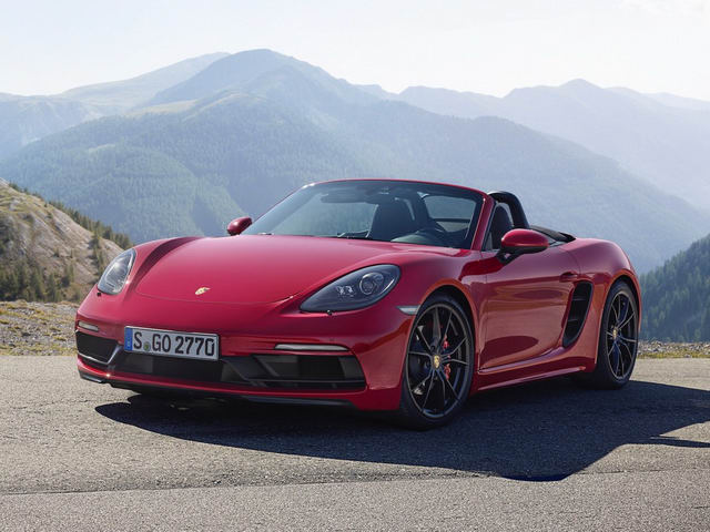 porsche 718 boxster/cayman gts 2018 gia tu 1,81 ty dong hinh anh 1