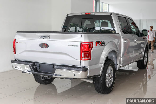 ford f-150 chinh hang dong nam a gia 2 ty dong hinh anh 4