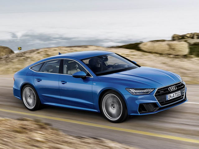 audi a7 sportback 2019 co gia tu 1,82 ty dong hinh anh 1