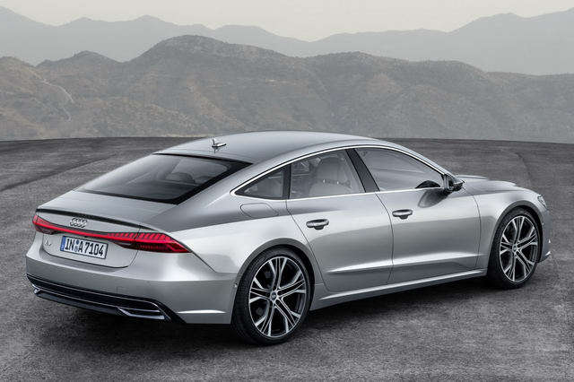 audi a7 sportback 2019 co gia tu 1,82 ty dong hinh anh 2