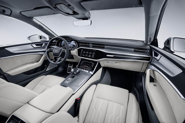 audi a7 sportback 2019 co gia tu 1,82 ty dong hinh anh 3