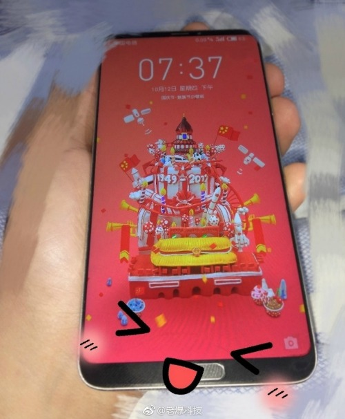 lo dien chiec smartphone co thiet ke hoan hao hon iphone x hinh anh 2