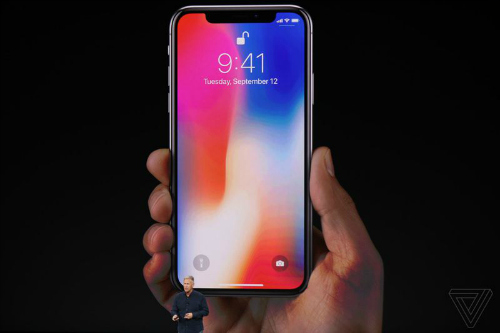 lo dien chiec smartphone co thiet ke hoan hao hon iphone x hinh anh 1