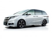 o to - Xe may - Honda Odyssey 2017 o Viet Nam cai tien, gia 1,99 ty dong