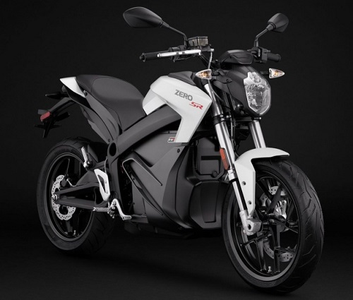 xe dien zero motorcycles 2018 sac nhanh, chay 358 km hinh anh 1
