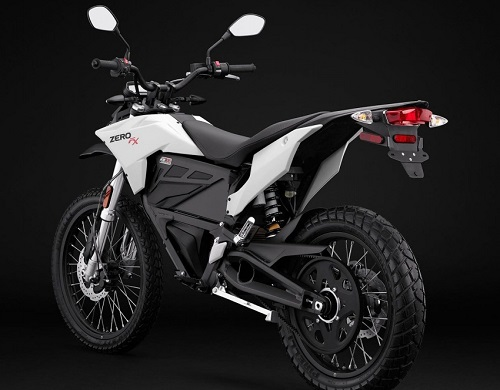 xe dien zero motorcycles 2018 sac nhanh, chay 358 km hinh anh 3