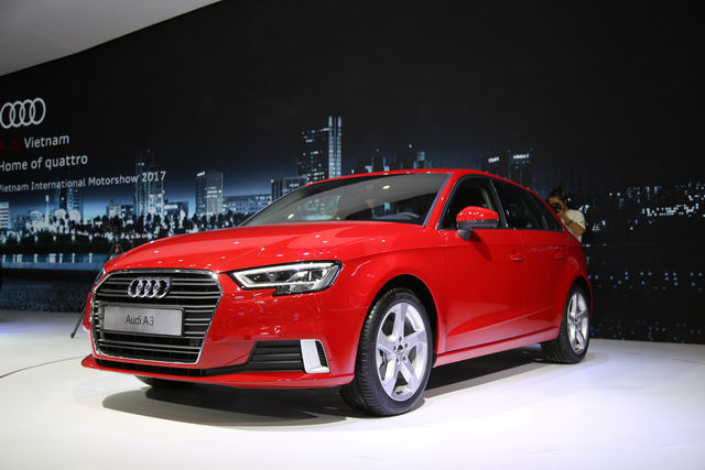 audi a3 sportback 2017 gia 1,55 ty dong o viet nam hinh anh 2