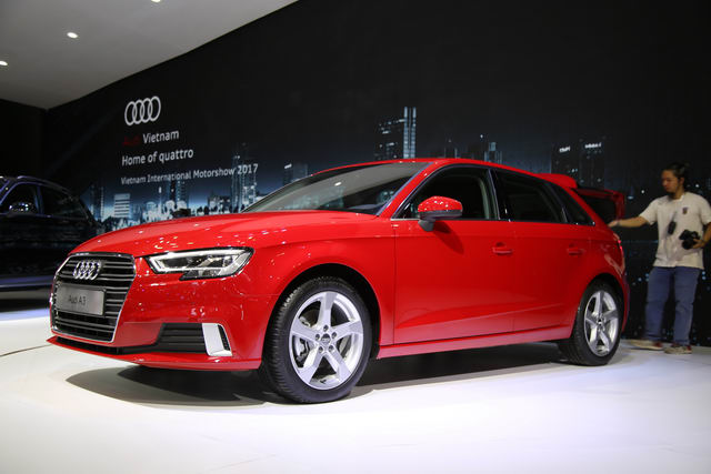 audi a3 sportback 2017 gia 1,55 ty dong o viet nam hinh anh 3