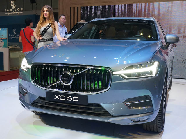 volvo xc60 2018 co gia 2,45 ty dong tai viet nam hinh anh 1