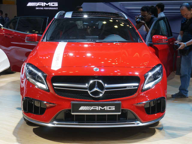 mercedes-amg gla45 gia 2,4 ty dong o viet nam hinh anh 1