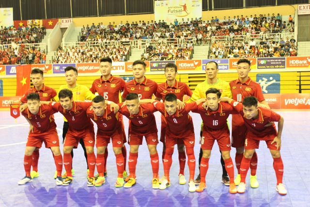 number 1 active dong hanh cung giai futsal vo dich dong nam a hinh anh 2