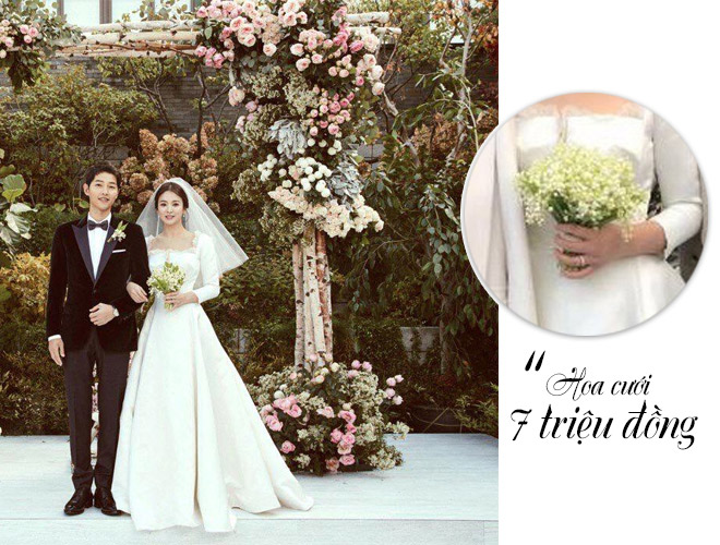 nhung con so tien ty giat minh trong tiec cuoi song hye kyo hinh anh 2