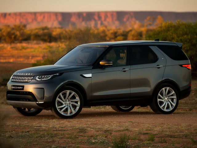 land rover discovery 2018 co gia tu 1,18 ty dong hinh anh 1