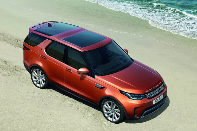 land rover discovery 2018 co gia tu 1,18 ty dong hinh anh 2