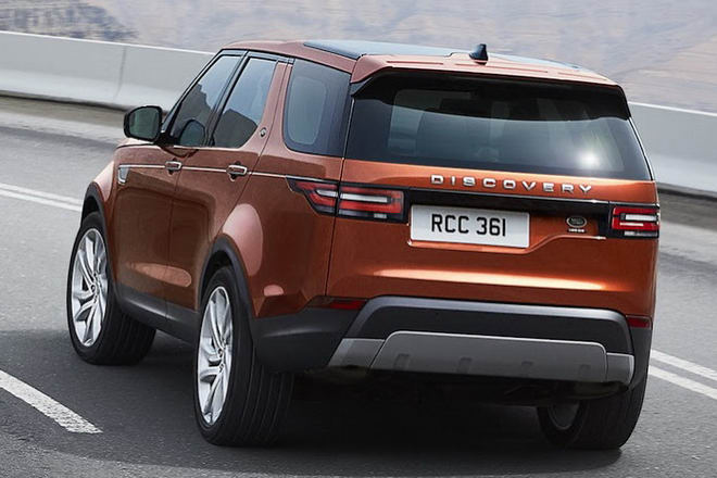 land rover discovery 2018 co gia tu 1,18 ty dong hinh anh 3