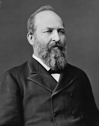tong thong my james a. garfield bi am sat the nao? hinh anh 1
