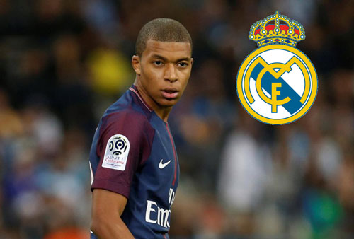 "tin toi (14.11): real gay soc voi y dinh ""no bom tan"" mbappe hinh anh 1"