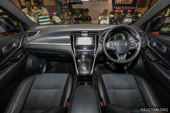 toyota harrier 2018 co gia tu 1,28 ty dong hinh anh 3