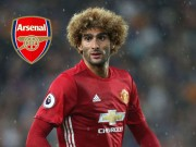 "Fellaini tu choi gia han, Arsenal ""duc nuoc beo co"""