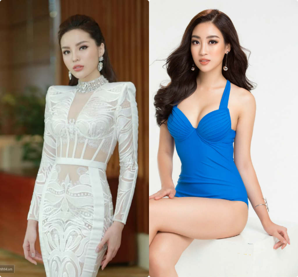 hh ky duyen xuc dong nhan gui hh do my linh truoc gio g miss world hinh anh 1