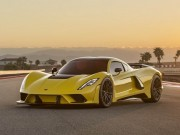 "Hennessey Venom F5: ""Manh thu"" toc do"