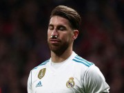 Real Madrid nhan tin du tu doi truong Sergio Ramos
