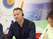 "Video - anh - Ryan Giggs: ""dT Viet Nam co the du World Cup 2030"""