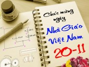 Video - anh - Ky niem ngay 20.11: Thay co nao de lai an tuong nhat cho ban?