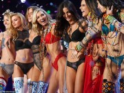 "Victoria's Secret Show 2017: Nguoi mau lo vung nhay cam, bi canh sat ""so gay"""